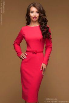 Заказать коралловое платье с доставкой в Воронеже