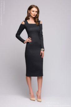 Трикотажное платье купить в Воронеже