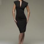 Маленькое черное платье DM00015BK-1