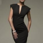 Маленькое черное платье DM00015BK-2
