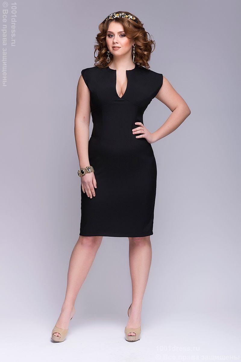 Маленькое черное платье в магазине платьев Воронеж