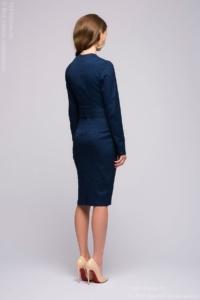 Заказать темно-синее платье в Воронеже с бесплатной доставкой