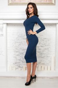 Заказать синее платье лапша с бесплатной доставкой по Воронежу