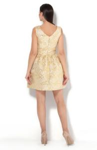Купить золотое платье в магазине женской одежды в Воронеже