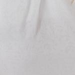 Белое платье из жаккарда с асимметричной юбкой и вырезом на спине vv51669wh-4